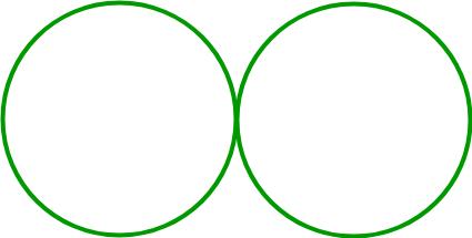 circle touches
